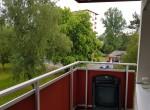 Aussicht Balkon Bild 1